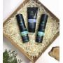 ОЧИЩЕНИЕ И ВОССТАНОВЛЕНИЕ. Набор средств для волос c алоэ, кератином, витаминами и маслами - фото 3 на Vitaminclub